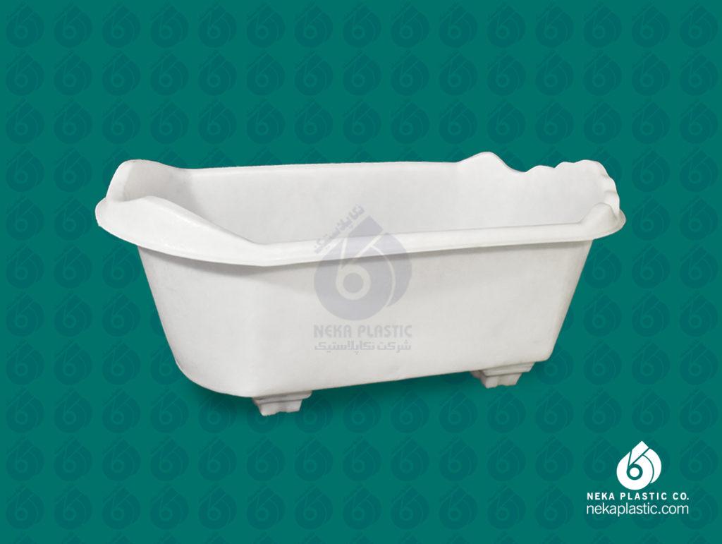 وان حمام پلی اتیلنی نکاپلاستیک متناسب برای استفاده در منازل
